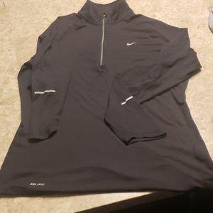 Nike running top, dri fit, great shape